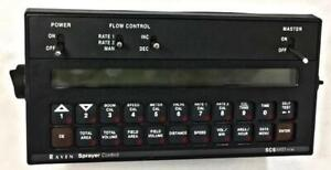Raven Scs 660 Spray Console Controller With Master Switch