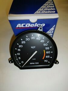 1978 1979 Corvette L 82 Tachometer New Gm 6000 Red Line