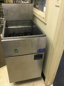 Commercial Deep Fryer By Anets