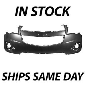 New Primered Front Bumper Cover Replacement For 2010 2015 Chevy Equinox Suv
