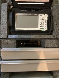 Anritsu S331l Site Master Cable Antenna Analyzer Sitemaster S331l