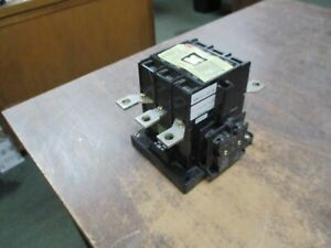 Abb Contactor Eh 145 120v Coil 200a 600v Used