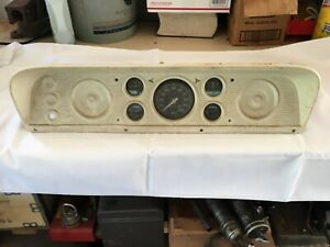 1967 1972 Ford Pickup Truck F600 Instrument Cluster Guages