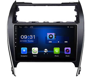 Auto Wifi Android Stereo Car Radio Usb Gps Navigation For Toyota Camry 2012 2014