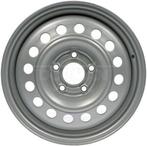 Fits 2010 2013 Ford Transit Connect 15 Inch X 6 Inch Silver Steel Wheel Rim
