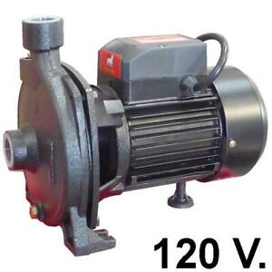 1 Hp Electric Shallow Well Jet Water Pump