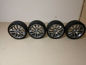 20 Ford Mustang Gt Oem Foundry Wheels With Goodyear Eagle Tires