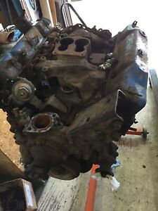 Mopar 400 Used Complete Engine Std Bore Chrysler Dodge Plymouth Dated 1975 Oem