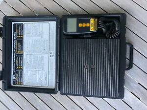 Cps Cc220 Compute a charge Refrigerant Charging Scale 220 Lb