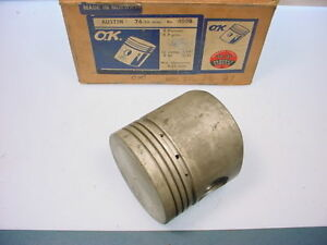 Austin Maxi 1750 Nos Engine Pistons 030 New