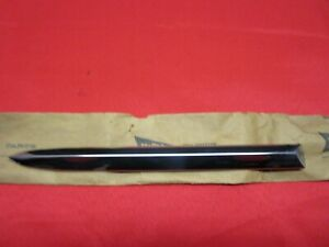1960 1961 Plymouth Valiant Front Fender Molding Trim Nos Left Side