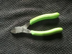 Snap On Mini Extreme Green Side Cutters 5