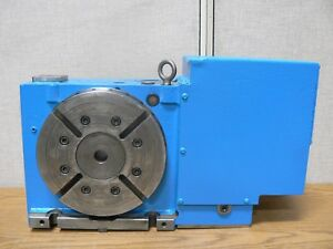 Tsudakoma 10 Rotary Table Indexer Rb 250 R M c No 981916