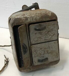 1949 1950 1953 Chevrolet Gmc Interior Truck Heater Rat Rod For Parts Not Tested