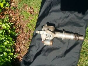 Vintage Pontiac Mallory Double Life Distributor Model yc 312 hp Dual Points