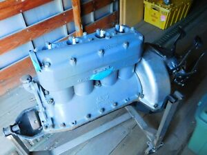 Ford Model T Engine 1916 Beautiful High Compression New Valves Bored Rebuilt