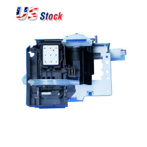 Us Stock mutoh Vj 1604 Vj 1604e Solvent Resistant Pump Capping Assembly