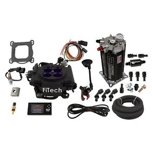 For Chevy Camaro 67 80 Meanstreet Efi Self tuning Fuel Injection System With