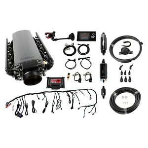 For Chevy Ss 14 17 Fitech 71012 Fuel Injection Kit W Transmission Control