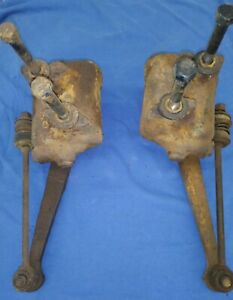 Rear Lever Shocks 1941 Chevrolet Special Deluxe 41 Chevy Absorbers