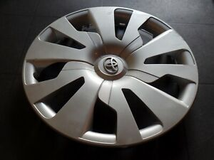 Toyota Yaris Hubcap Wheel Cover Great Replacement 2015 2017 Retail 91 Ea B18