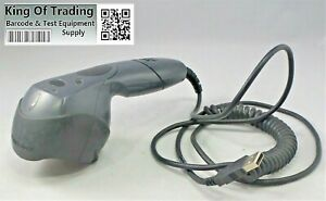 Metrologic Fusion Ms3780 Usb Barcode Scanner With Cable tested