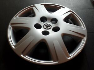 Toyota Corolla Hubcap Wheel Cover Great Replacement 2005 08 Retail 112 Ea A5