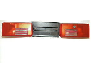 Audi 80 90 B3 Rs2 S2 Usa Style Rear Lights Red 893853489b