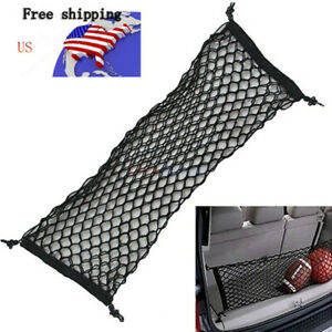 2019 New Car Accessories Envelope Style Trunk Cargo Net Universal