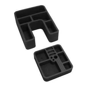 Center Console Organizer Inserts Custom Fits Ford Bronco 1978 1996