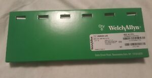New Welch Allyn Genuine 06500 u Replacement Bulbs Pack Of 6
