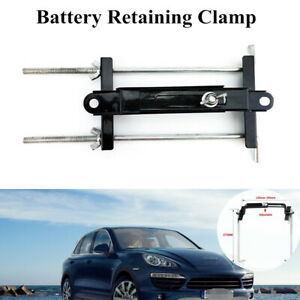 Car Truck Boat Battery Retaining Holding Clamp Bracket Bolt Tie Down Hold Adjust