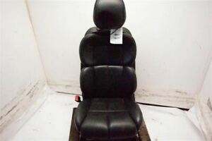 Black Driver Fr Leather Bucket Seat Electric Fits 17 18 Lincoln Continental Oem