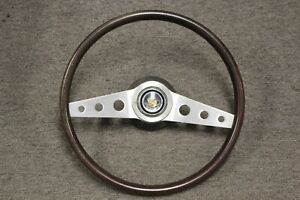 Vintage Wood Steering Wheel For Porsche 911 912