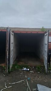 8x20 Steel Cargo Shipping Storage Containers Used Good Condition 1 275 Each