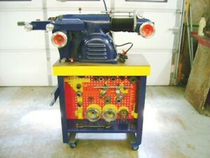 Aamco 4000 Drum And Disk Brake Lathe