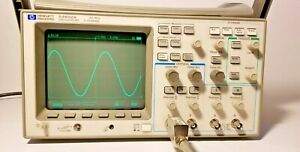 Hp 54602a 4 Channel 150 Mhz Digitizing Storage Oscilloscope