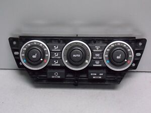08 10 Land Rover Lr2 Ac Heater Temperature Control 6h52 19e900 fb