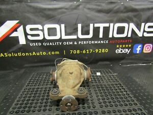 03 08 Nissan 350z g35 Oem Differential Diff Manual 6 Speed Vlsd 3 5 Ratio