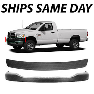New Front Upper Bumper Step Pad Combo Kit For 2007 2009 Dodge Ram 2500 3500