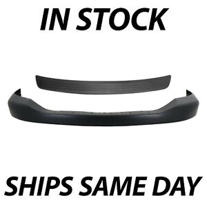 New Primered Front Upper Bumper Cover Pad For 2007 2009 Dodge Ram 2500 3500