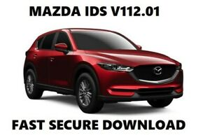 Latest Version Mazda Ids V112 01 Dealer Level Diagnostic Software