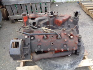 1949 53 Flat Head V 8 Ford 8 ba Turns Over Free