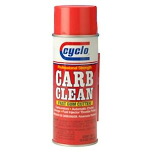 Cyclo 12 5 Oz Carb Cleaner
