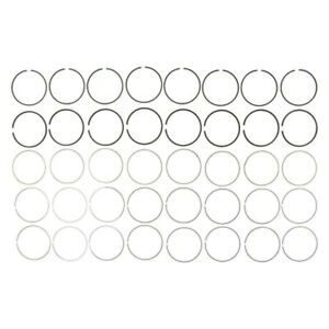 For Ford Mustang 2003 2012 Mahle 42112cp Plasma Moly Piston Ring Set