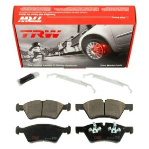 For Ford Expedition 2003 2006 Trw W0133 1834206 Trw Ceramic Rear Disc Brake Pads