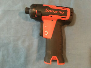 New Snap On 14 4 V Microlithium Cordless Hex Screwdriver Cts725adb Tool Only
