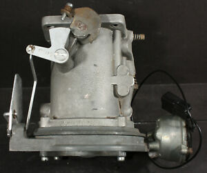1962 Corvette Fuel Injection Complete Air Meter Very Clean