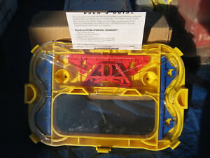 Optima Yellow Top Battery Cover For From D34 Optima Battery New And Unused