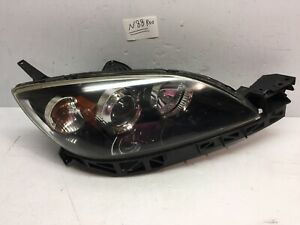 2004 2005 2006 2007 2008 2009 Mazda 3 Headlight Right Passenger Xenon Hid Oem